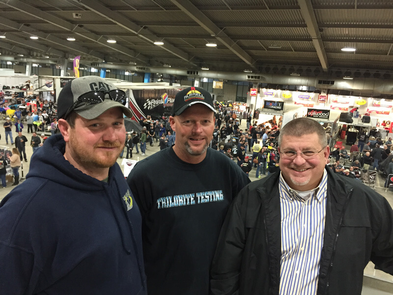 Jeff, Todd & LeRoy - Chili Bowl